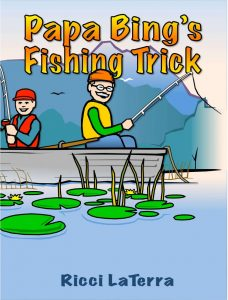Papa Bing's Fishing Trick cover