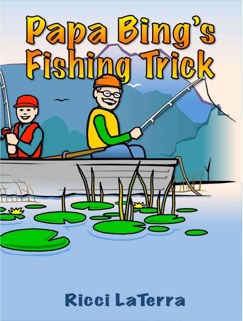 Papa Bing's Fishing Trick cover