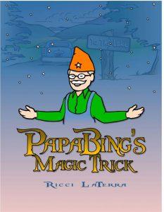Papa Bing's Magic Trick Cover
